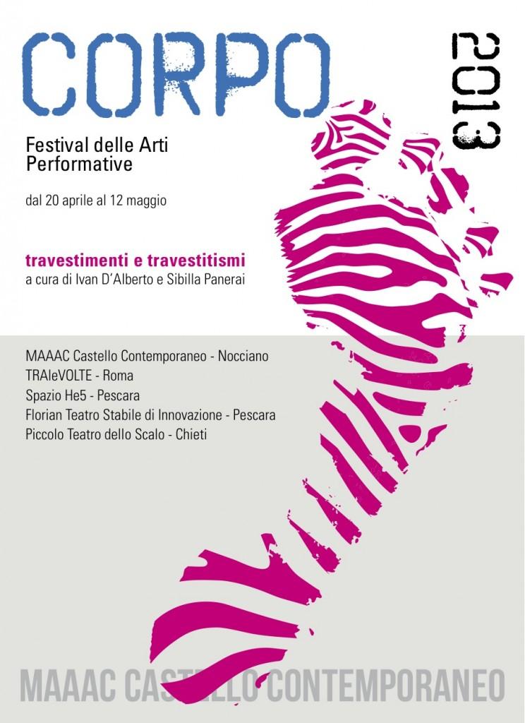 CORPO 2013 pieghevole-invito